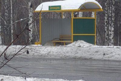 В Кузбассе возле Кузнецкого Алатау открыли новую остановку