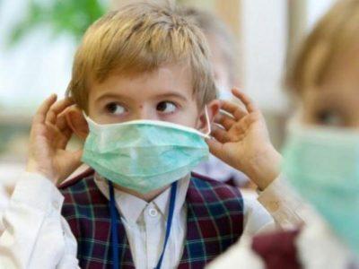 В Кузбассе из-за эпидемии гриппа и ОРВИ начали закрывать школы