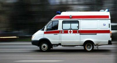В Кузбассе на трассе столкнулись Toyota и Nissan, пострадали четыре человека