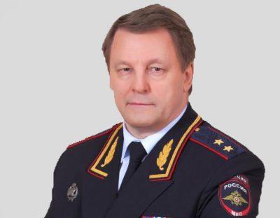 Президент России уволил главу ГИБДД