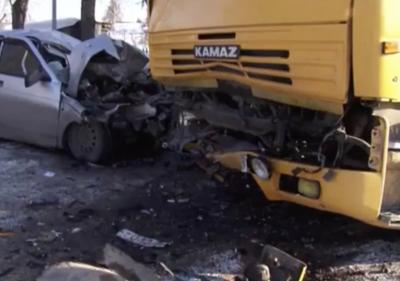 Погибшие дети в ДТП на въезде в Кемерове были не пристёгнуты