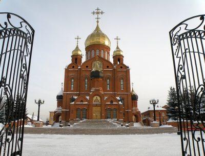 Как будет работать общественный транспорт после Пасхального богослужения в Кемерове