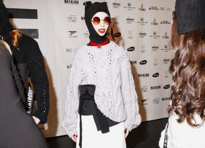 Уроженка Кемерова выступила на Fashion Week в Александринском театре Санкт-Петербурга