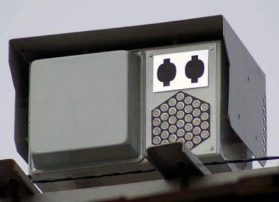 До конца июля в Кемерове появятся две новых камеры фотовидеофиксации