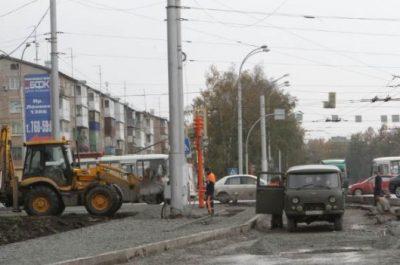 В кемеровской администрации рассказали, когда завершится ремонт улицы Терешковой