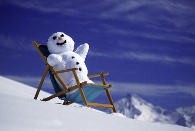 В Кузбассе морозы сменятся резким потеплением до +1°С