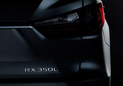 В Лос-Анджелесе представят семиместный Lexus RX