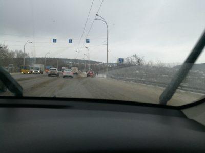В Кемерове после Кузбасского моста убрали камеру фиксации нарушений ПДД