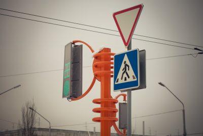 В Кемерове изменят режим работы двух светофоров