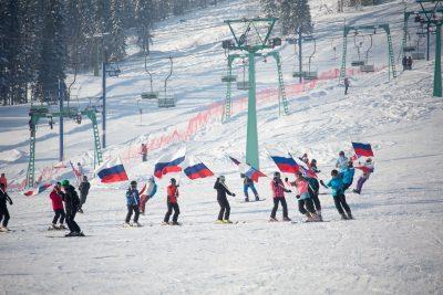 Новый горнолыжный сезон будет официально открыт в Шерегеше