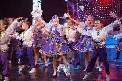 Прокопьевский ансамбль «Маленькие звёздочки» стал лауреатом фестиваля «Звёзды столицы»