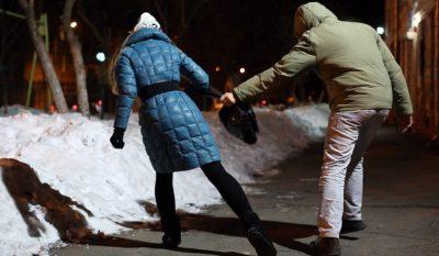 В Кемерове уличного грабителя-рецидивиста лишили свободы на 3,5 года