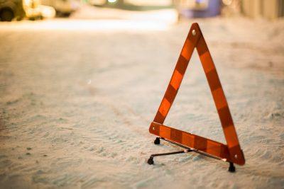 Смертельное ДТП в Таштаголе: водитель Toyota проехал по лежащему на дороге пешеходу