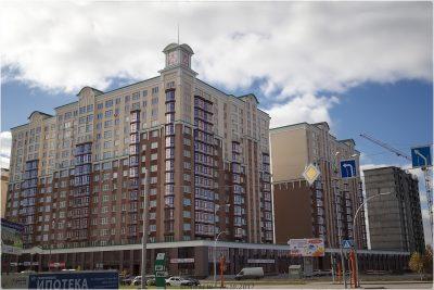 Жилой комплекс «Притомский»