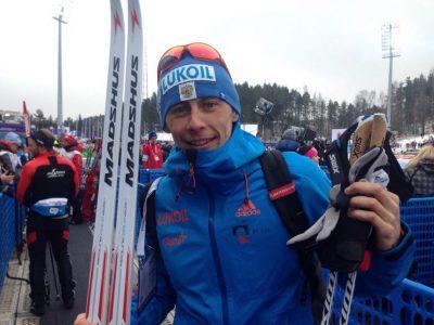 Кузбасского лыжника Александр Бессмертных пожизненно отстранили от участия в Олимпийских играх
