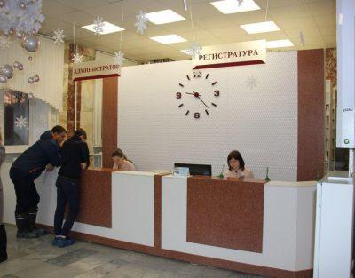 В Кемерове областную стоматологическую клинику сделали удобной для пациентов