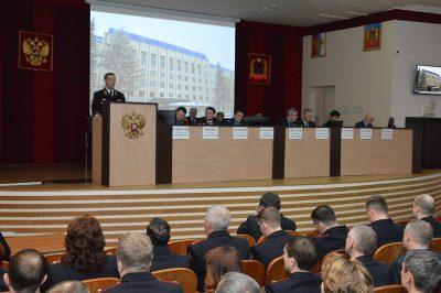 В 2017 году кузбасская полиция отработала 600000 сообщений о преступлениях