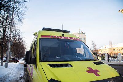 В Кемеровском районе женщина за рулём Honda сбила ребёнка, мальчика госпитализировали