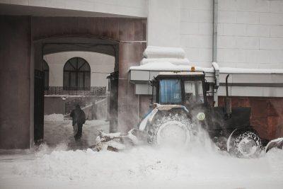 За два дня в Кузбассе выпала почти месячная норма осадков