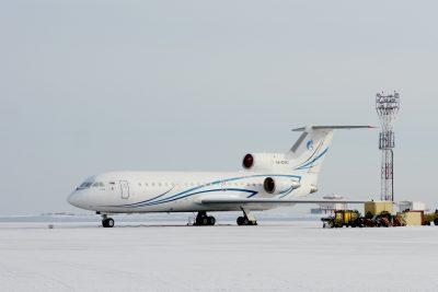 Вылет самолёта из Новокузнецка в Москву задержали почти на сутки