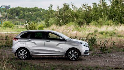 В России отзывают более семи тысяч Lada XRAY из-за дефекта подвески