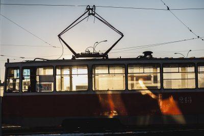 В Кемерове на двое суток закроют один трамвайный маршрут