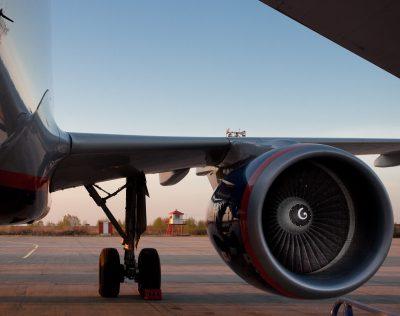 Самолёт «Кемерово – Москва» экстренно сел в Новосибирске из-за трещины на лобовом стекле