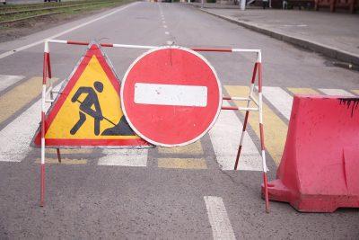 В Кемерове на неделю ограничат движение на участке Весенней