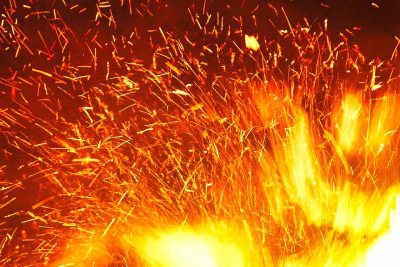 В Кемерове горела теплокамера, в МЧС назвали причину пожара