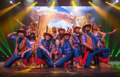 TODES покажет в Кемерове юбилейное шоу