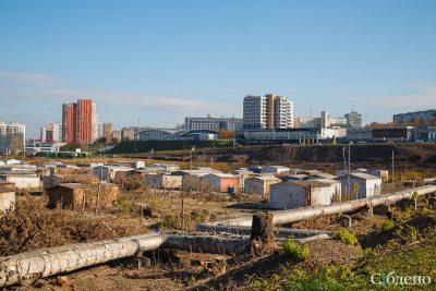 Депутаты решили, как будут сносить гаражи кемеровчан