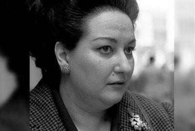 В Барселоне умерла оперная певица Монсеррат Кабалье