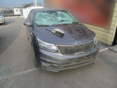 """Кузбасский """"Халк""""-студент разбил два авто и попал под суд"""