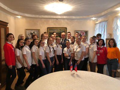 Кузбасские школьники расскажут сверстникам про «код безопасности»