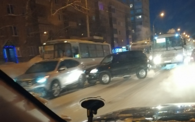 Что произошло на Химиков в Кемерове: комментарий ГИБДД