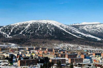 Услуги «Ростелекома» стали доступны населению кузбасского горнолыжного курорта Шерегеш