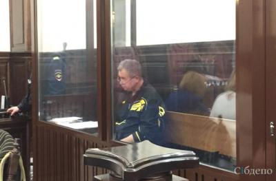 Дело «Зимней вишни»: экс-глава МЧС Кузбасса надеется выйти из СИЗО