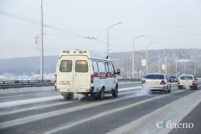 Кузбассовцу оторвало пальцы петардой в Новый год