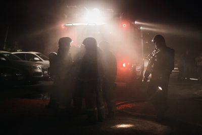 За сутки в Кузбассе сгорели сразу шесть машин