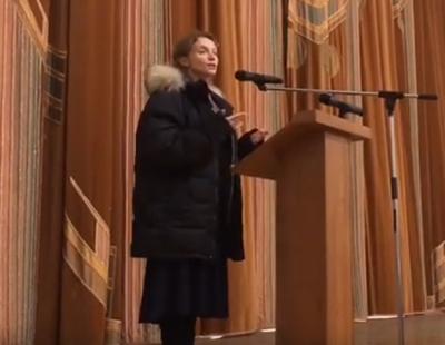 «Это было моё решение»: Елена Малышева встретилась с защитницами Кировского роддома