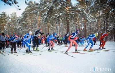 В Кузбассе «Лыжню России-2019» перенесли