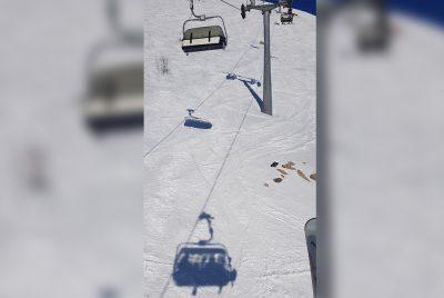 ЧП с туристами в Шерегеше: появилось видео с места происшествия