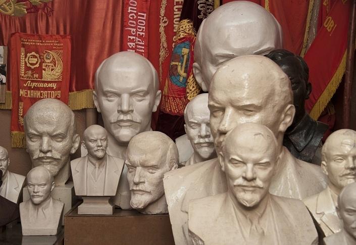 50 оттенков Ильича: выбираем самого крутого Ленина в Сибири ...