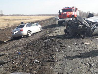 Подробности страшного ДТП с погибшими в Кузбассе