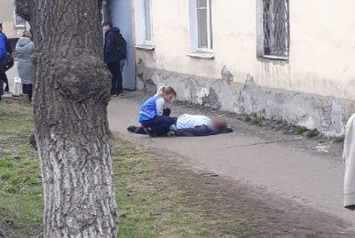 Убийца новокузнецкого подростка попал на видео