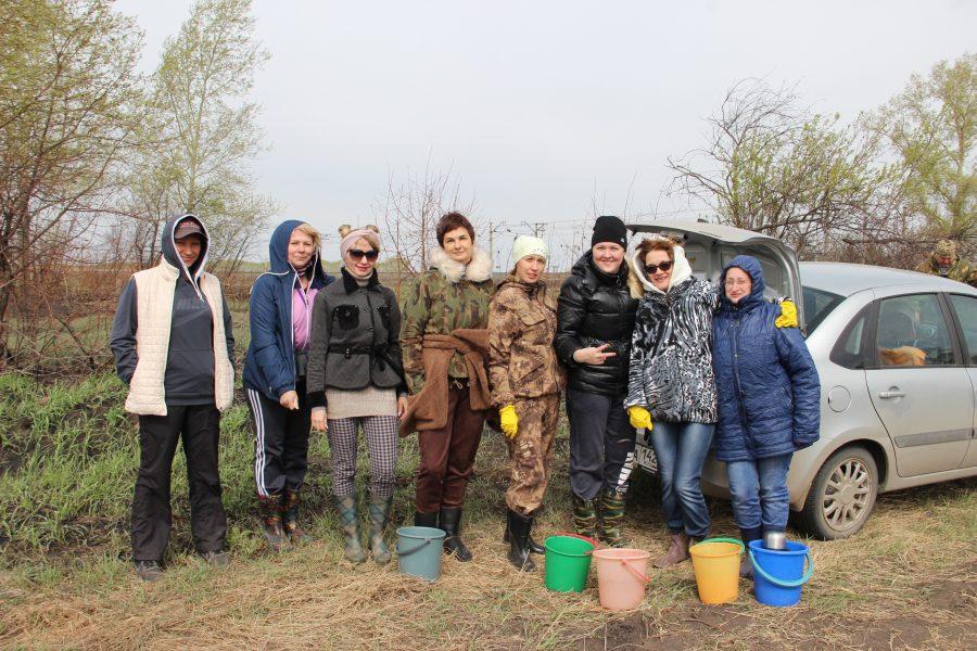 Сотрудники РСХБ приняли участие в акции «Благотворительный картофель»