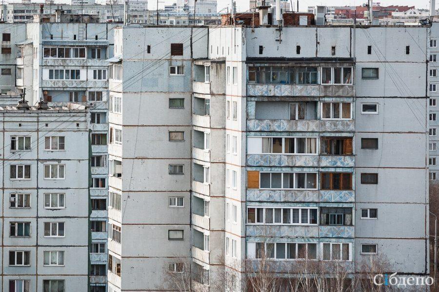 Жительница Кузбасса выпала из окна 10 этажа и погибла