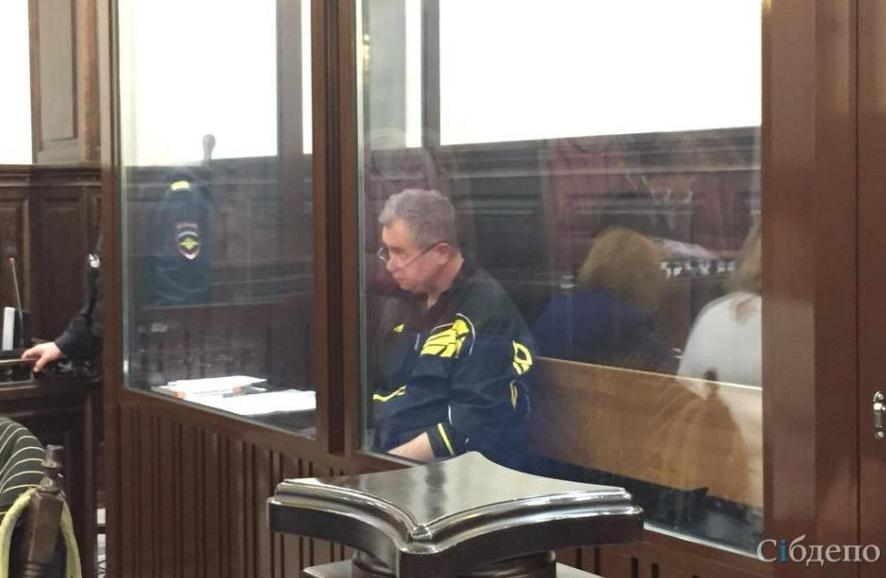 Дело «Зимней вишни»: завершено следствие в отношении экс-главы МЧС Кузбасса