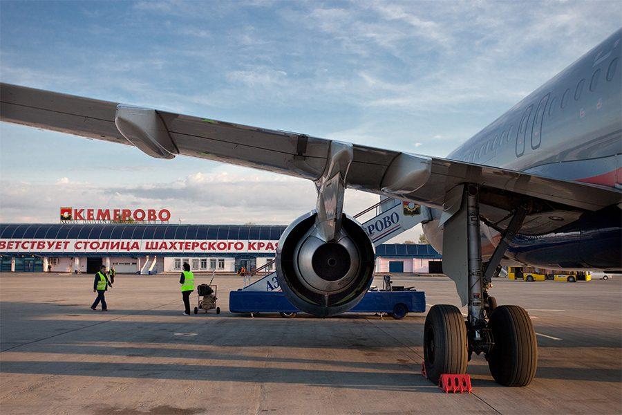«Требует капитального ремонта»: власти Кузбасса оценили кемеровский аэропорт