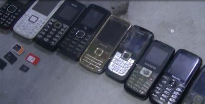 Кузбасским заключённым хотели передать телефоны, но не получилось